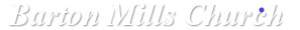 Barton Mills Church